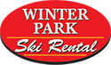 Winter Park Ski Rental Sticky Logo