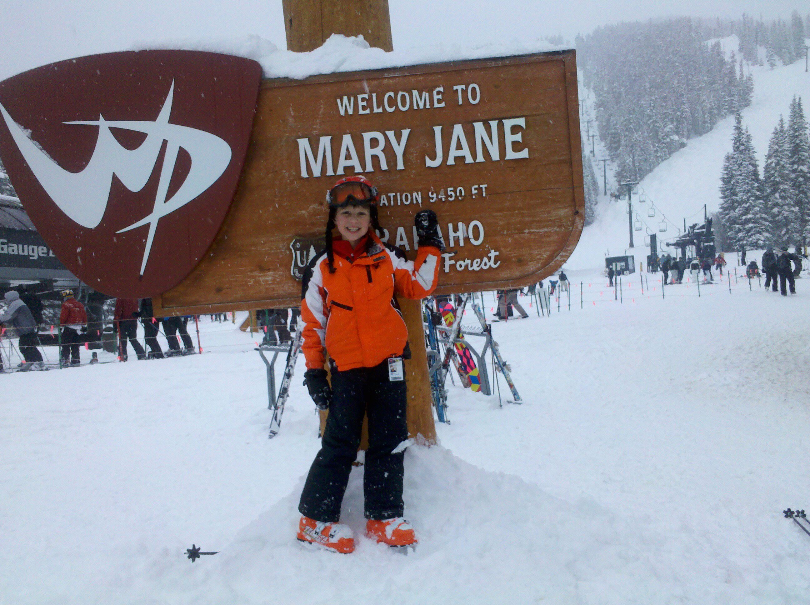 Mary Jane, Winter Park, Powder skis, rental skis, snowoard rental, kids rental