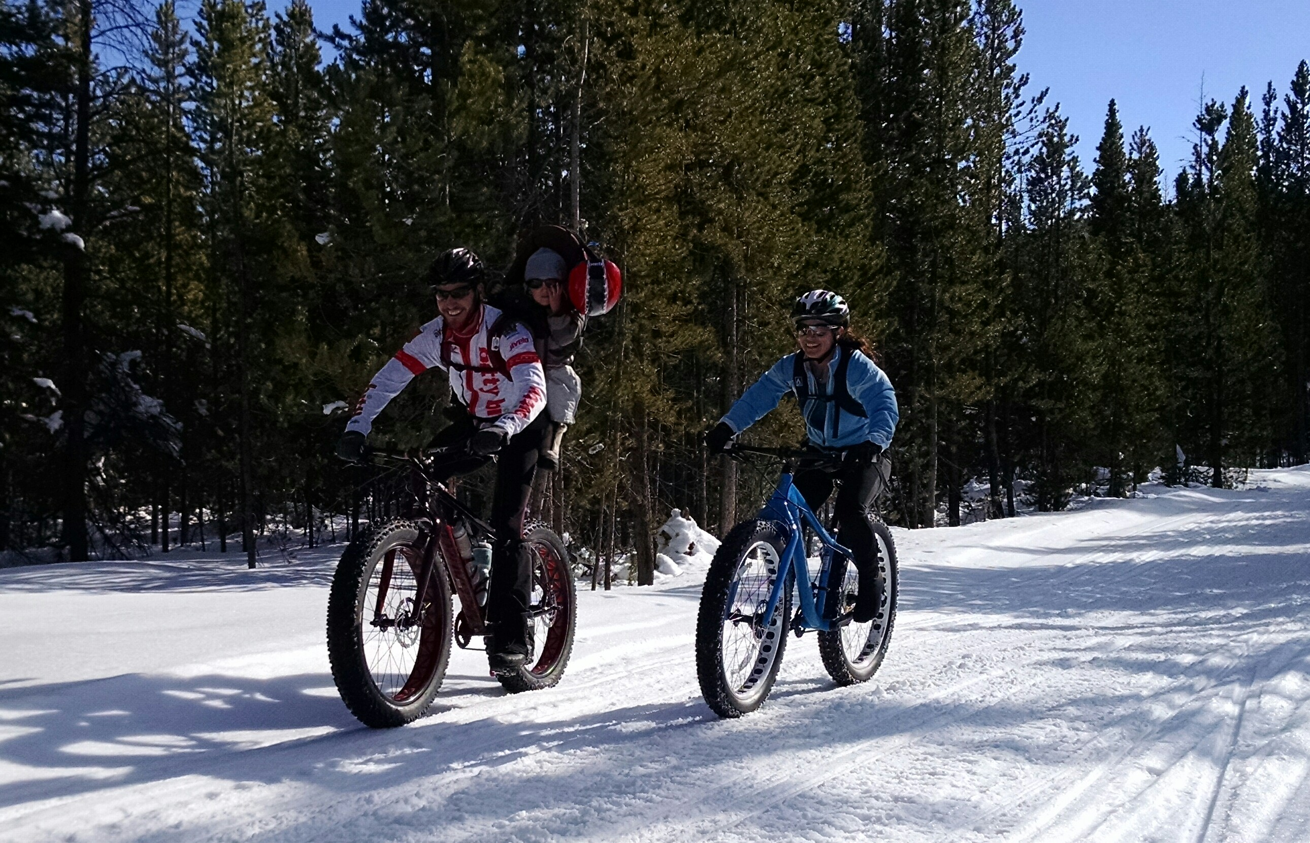 fat biking, mountain biking, bike rental, winter park, mountain bike capital usa, cannondale, salsa