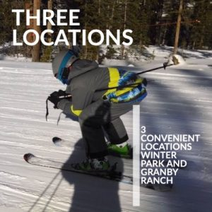 Three Convenient Locations For Your Winter Park Ski Rentals
