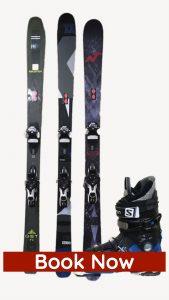 Performance Ski Rental Package Beavers Sports Shop Winter Park Ski Rental