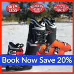 Book Ski and snowboard rental online save 20%