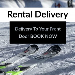 Rental delivery for skis and snowboards Winter Park Colorado Winter Park Ski Rental