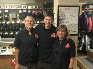 Winter Park Family owners and founders of Beavers Sports Shop