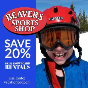 Winter Park Ski Rental Vacation Coupon