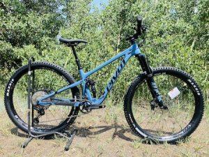 Pivot Bike Full View