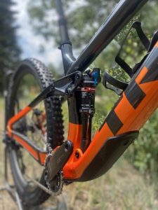 Trek Bike Shock Image